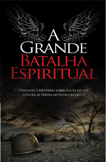 A Grande Batalha  Espiritual Capa1