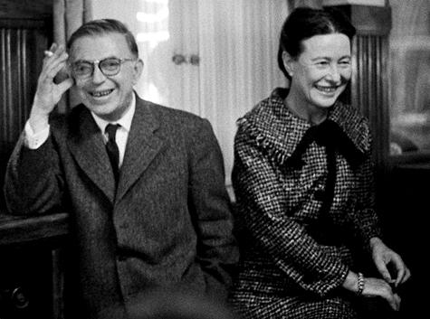 Sartre e Beauvoir