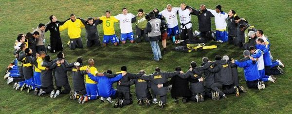 Futebol e religião