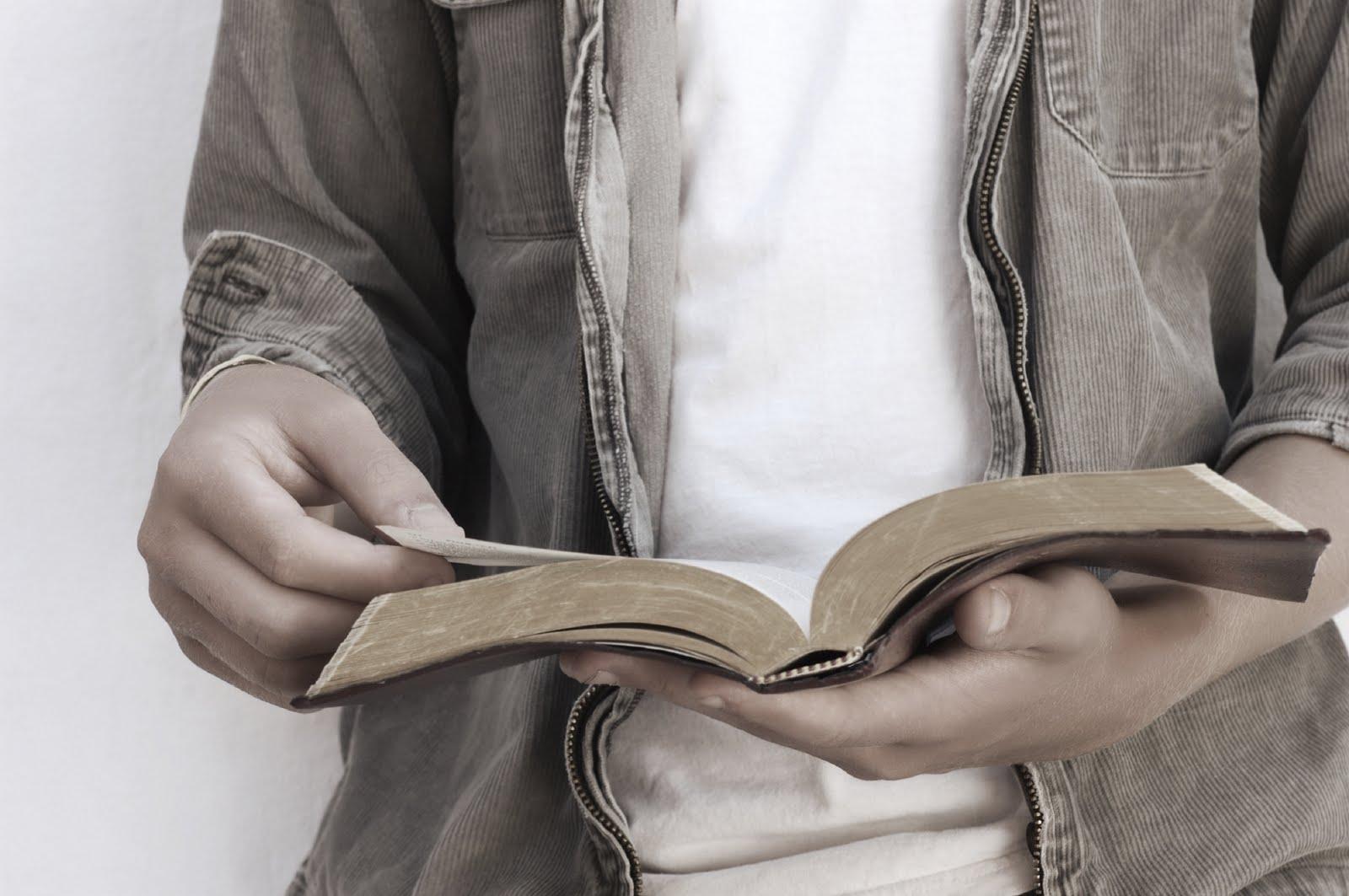 leitura biblica