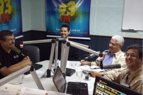 Debate 93FM_Zágari