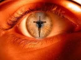 olho com cruz