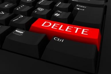 delete 3